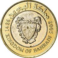 Monnaie, Bahrain, Hamed Bin Isa, 100 Fils, 2005, SUP, Bi-Metallic, KM:26 - Bahreïn