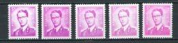BE   1067 - 1067a + P3 + P3a   XX   --   Toutes Les Nuances Et Papiers..  --  Impeccables. - 1953-1972 Lunettes