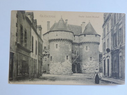GUERANDE - Porte Saint-Michel Ref A0064 - Guérande
