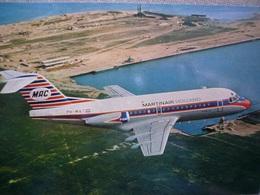 Avion / Airplane / MAC - MARTINAIR / Fokker F-28 / Airline Issue - 1946-....: Ere Moderne