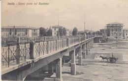 IMOLA -NUOVO PONTE SUL SANTERNO - (BOLOGNA) - VIAGGIATA 1926 - Imola
