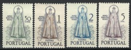 Portugal 1950. Mi.Nr. 748-51 *, MLH - 1910-... Republic