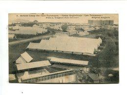 """Camp Anglais Sur """"Les Terrasses"""" Hôpital Anglais Près LE TREPORT (76) - - Other Municipalities"""