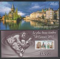"""Bloc Souvenir -  2012 -  N° 75  """" 84 éme  Congrès De La Fédération Des Associations Philatéliques   """"  -     Neuf   - - Souvenir Blocks & Sheetlets"""