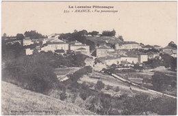 54. AMANCE. Vue Panoramique. 354 - Andere Gemeenten