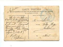 Cachet De Franchise Militaire : 11e Corps D'Armée Hôpital Temporaire PONTIVY Medecin Chef - Guerre De 1914-18