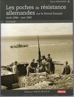 Les Poches De Résistance Allemandes - 1939-45