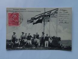 Shkoder Scutari Shkodra Skutari 162 Forteresse 1913 Ed Marubbi - Albania