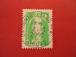 """1990-99  Oblitéré  N° 2821  """" Marianne Bicent. 3.50 Vert   """"    Net   0.60  Photo  1   """"   Montbeliard"""" - 1989-96 Marianne Du Bicentenaire"""