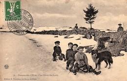 SUISSE - La Chaux De Fonds (NE) - 8 CPA, 3 Couleurs, Toutes Ont Circulée. Bon état. 8 Scan - NE Neuchâtel