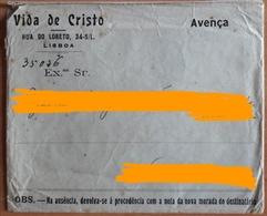 Portugal - Franchise / AVENÇA - COVER - Cancel: Vieira Do Minho - A VIDA DE CRISTO - Franchise