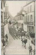 CARTE PHOTO BITCHE LE 14/04/1932  -   153è  R I - Bitche