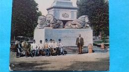 Romania Rumanie Iasi Monumentul Din Gradina Copou - Rumania