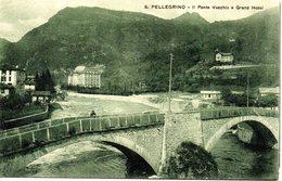 BELLISSIMA CARTOLINA     SAN PELLEGRINO TERME     E2106 - Other