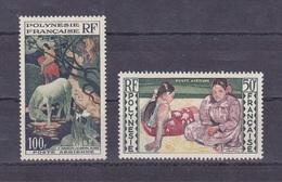 Frz. Polynesien - 1958 Gauguin ** - Other