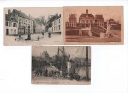 62 - PAS DE CALAIS- , Lot De  17 Cartes (- Différentes Communes )   CPA   - Voir  Scans - France