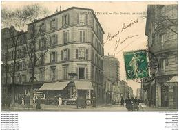 WW PARIS 14. Rue Dareau Et Avenue D'Orléans 1907 - District 14
