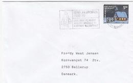 Greenland. Letter Send To Denmark 2003 - Briefe U. Dokumente