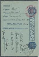 FRANCHIGIA PM 44 COMANDO VII CORPO Di ARMATA X SIGNA FIRENZE - War 1939-45