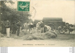WW MILITARIA. Les Convois Des Manoeuvres 1912 - Manoeuvres