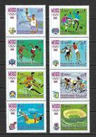 Manama 1968 Olympic Games - MEXICO MNH - Manama