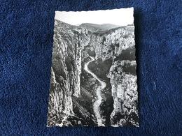 04 ALPES DE HAUTE PROVENCE - Le Grand Canon Du Verdon - Les Grandes Falaises Du Baucher - France