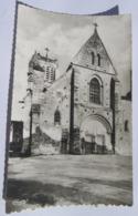 CPSM SAINT-BRIS-LE-VINEUX - L'EGLISE - Saint Bris Le Vineux