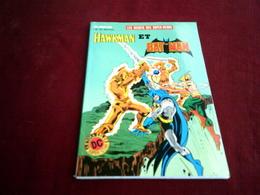 HAWKMAN ET BATMAN N° 3 LE MYSTERE DU MUSEE MOBILE - Batman