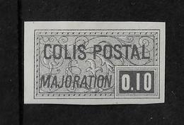 COLIS POSTAUX N°155a NEUF* TTB  Voir 2 Scans - Neufs