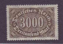 DR MiNr. 254d ** Gepr. - Deutschland
