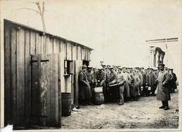 German Soldiers On Romanian Front WW1 - Krieg, Militär