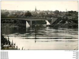 Photo Cpsm 02 MONT SAINT PERE. Le Pont Vers 1960 - Other Municipalities