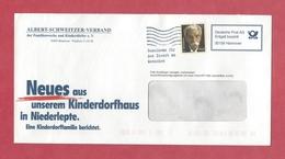 Deutsche Post AG Entgelt Bezahlt, 30159 Hannover - Albert Schweitzer Verband, Kinderdorffamilie In Niederlepte - Other