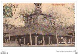 Cpa (  Dep  31     à REVEL   La Place Du Marché Construite En  1347 - Revel