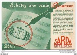 (   PUB )     Achetez Une Vraie Besançon - Advertising