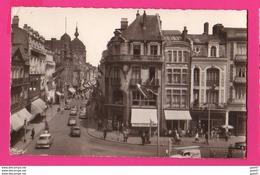 CPSM PF (Ref Z1151) (59 NORD) DOUAI Rue De Bellain (vieilles Voitures, Ariane) - Douai