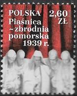 2019 Polen Mi. 5163 **MNH  80. Jahrestag Des Massakers Von Piaśnica. - 1944-.... Republiek