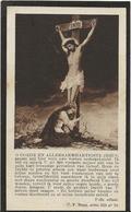 DP.RENE RUTSAERT ° MEYGEM 1881- + KAPELLE -O/D BOSCH 1928 - OUD-GENDARM VAN EERSTE KLAS - Religion &  Esoterik