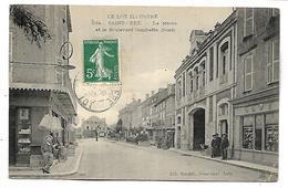 SAINT CERE - La Mairie Et Le Boulevard Gambetta (Nord) - Saint-Céré