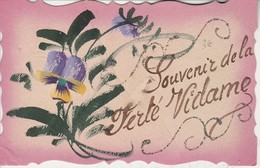28 - LA FERTE VIDAME - Souvenir De La Ferté Vidame - France