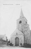 Montigny-Le-Tilleul. L'Eglise.  Scan - Montigny-le-Tilleul