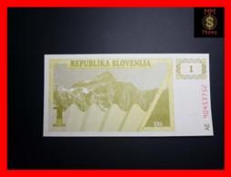 SLOVENIA 1 Tolar 1990  P. 1   UNC - Slovénie