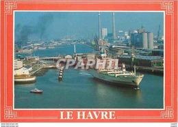 CPM Le Havre Seine Maritime Bateau - Zonder Classificatie