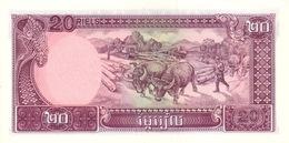 Cambodia P.31  20 Riels 1979  Unc - Cambodge