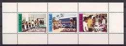 Republiek Suriname Nr 517 Postfris/MNH Kinderpostzegels, Activiteiten Op School 1986 - Surinam