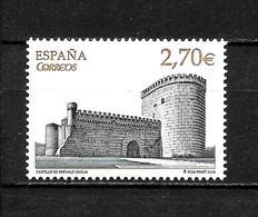 LOTE 2039 ///   ESPAÑA  2009  CASTILLO DE AREVALO (AVILA) **MNH - 2001-10 Unused Stamps