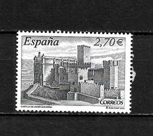 LOTE 2039 ///   ESPAÑA  2009  CASTILLO DE JAVIER (NAVARRA) **MNH - 2001-10 Unused Stamps
