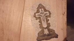 XIX EME IMAGE PIEUSE SANTINI CANIVET DOPTER PARIS - Images Religieuses