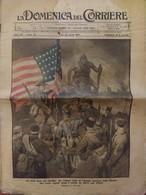 LA DOMENICA DEL CORRIERE 15-22 APRILE 1917 WW1 - Guerre 1914-18
