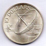 SINGAPORE, 10 Dollars, Silver, Year 1978, KM #17.1 - Singapore